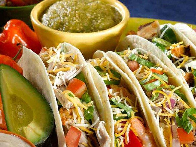Популярные угощения мексиканской кухни
