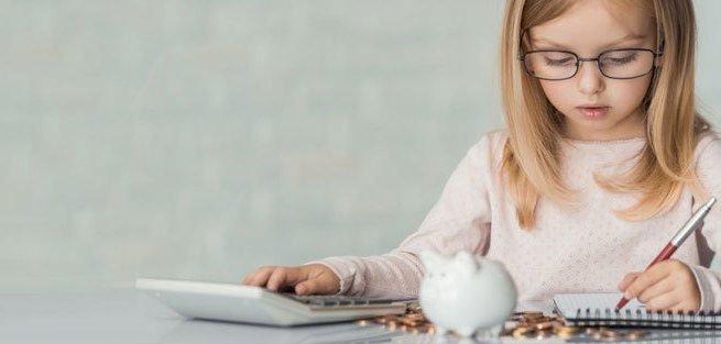 Что ребёнок должен знать о деньгах?