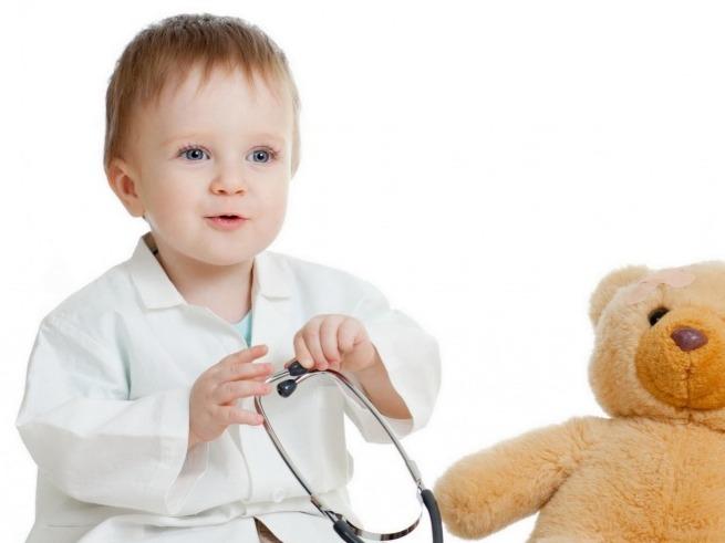 Аденоиды у ребёнка 4 года