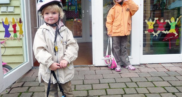 Какой режим дня в детском саду
