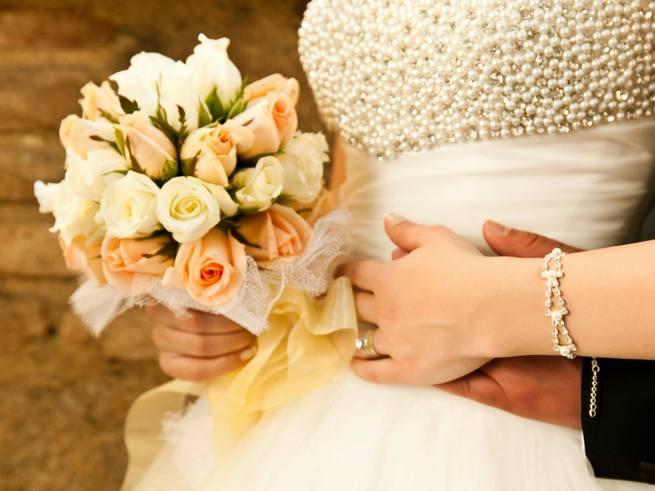 Невесту к алтарю повёл мужчина с сердцем её отца