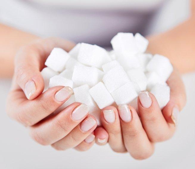 Сахар вызывает преждевременное старение