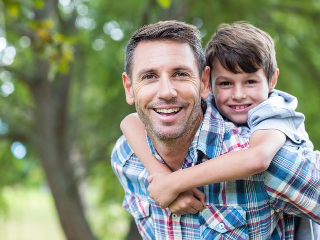 10 способов, как папа может навредить сыну