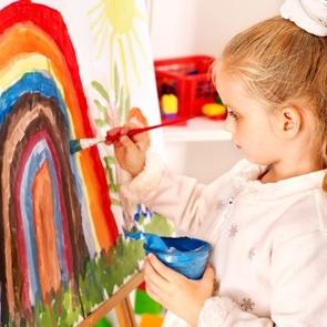 Необычные способы рисования, которые нравятся всем детям