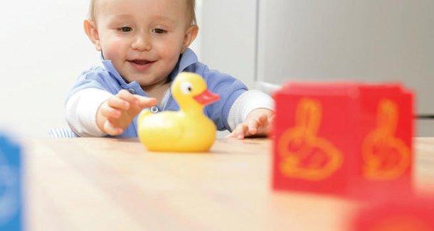 Что должен уметь ребенок в 6 месяцев?