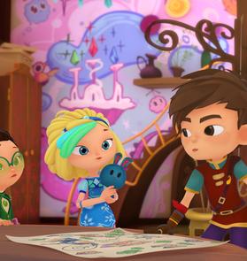Пять мультфильмов, которые научат ребенка креативно мыслить