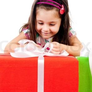 Российские дети рассказали, что хотят в подарок на Новый год