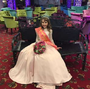 10-летняя школьница из Новосибирска стала самой красивой девочкой России