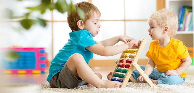 5 болезней, которые поджидают малыша в детском саду