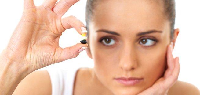 Нужные витамины перед планированием беременности
