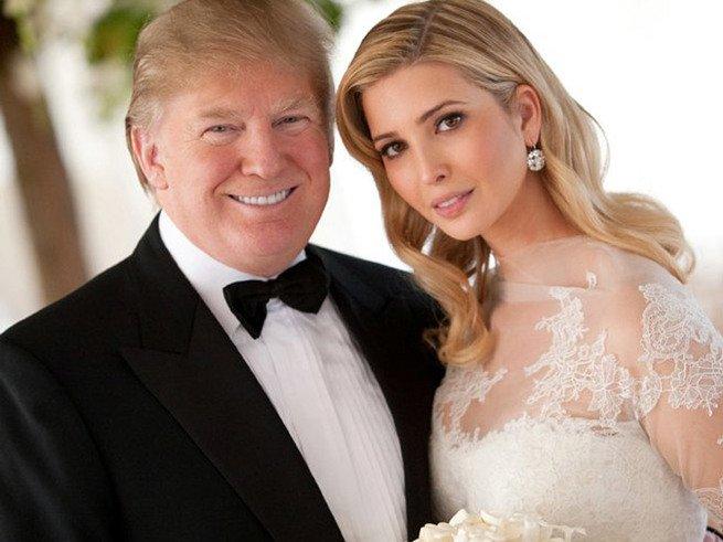 Дочь кандидата в президенты США родила сына