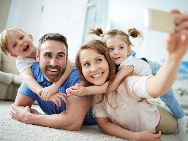 Как делать красивые семейные фото: 7 секретов