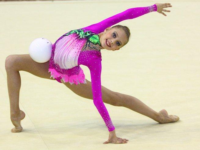 Занятия гимнастикой для детей 4-5 лет