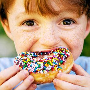Полным детям уже в раннем возрасте грозит гипертония