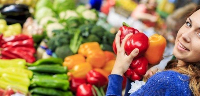 Список разрешённых продуктов для кормящей мамы