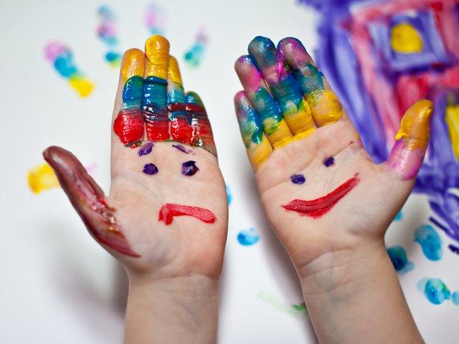 Пальчиковые игры: 10 первых друзей крохи