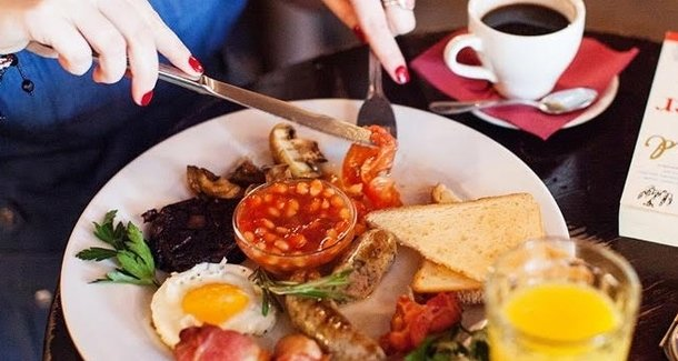 Овсянка и другие английские блюда,  которые вы можете приготовить на своей кухне
