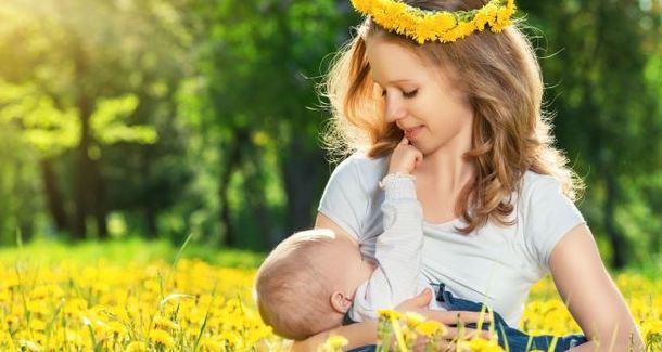 Как отлучить ребёнка от груди?