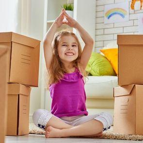Как подготовить ребёнка к переезду