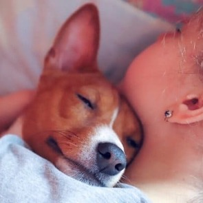 Мамин опыт: собака - это второй ребенок!