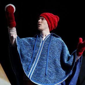 «Снежная королева» в МХАТ им. М. Горького говорит о вечном на языке детства