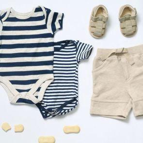 ТАБЛИЦА: Размеры одежды для новорожденного