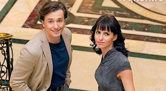Свой второй брак Сергей Безруков заключил тайно