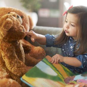 Зачем ребенку книга, в которой нет слов?