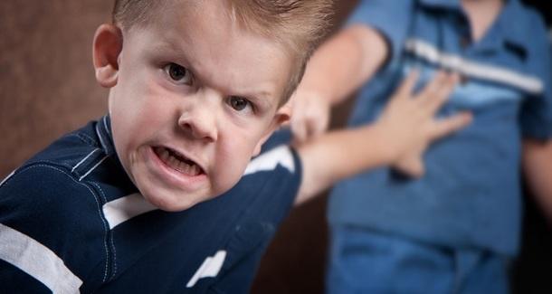 «Он дерется! И кусается!» Что делать с маленьким агрессором?