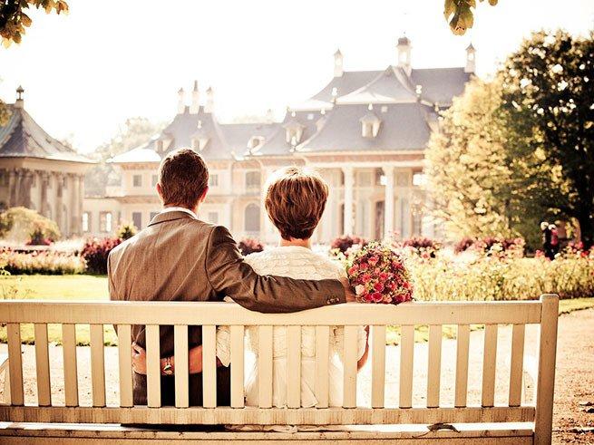 Красная свадьба (100 лет совместной жизни)