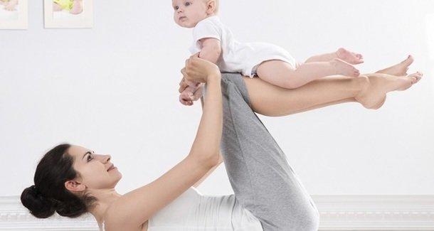 Синдром двигательных нарушений у грудного ребенка