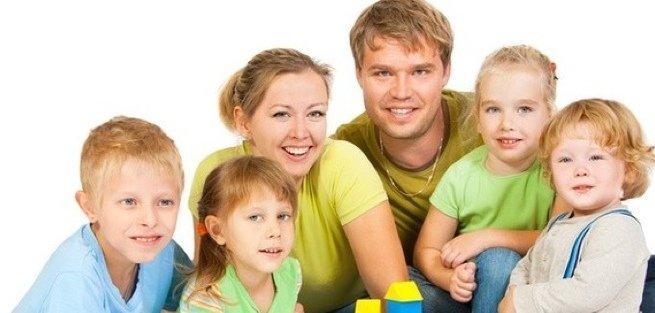 В Кремле наградили многодетных родителей