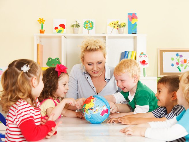 С какого возраста детей берут в детский сад