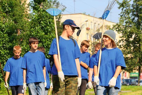 Во время весенних каникул московские школьники смогут заработать