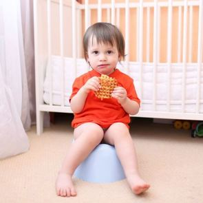 Приучение к горшку: советы ленивым мамам
