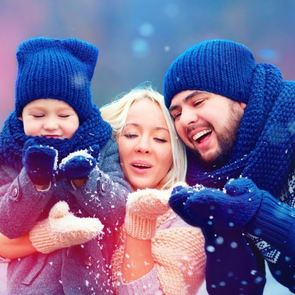5 новогодних развлечений для всей семьи