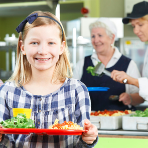 Госдума взяла под контроль питание в детских столовых