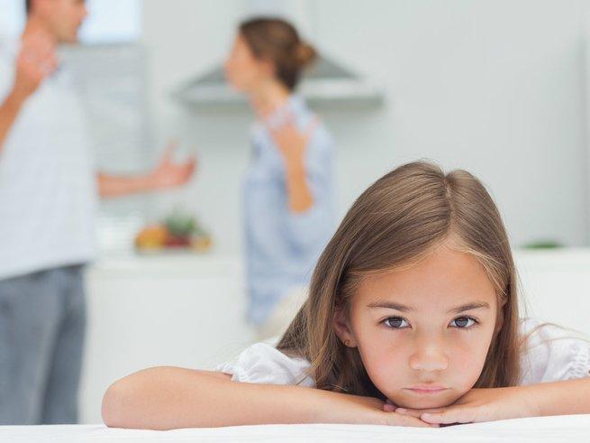 Почему полезно ссориться при детях
