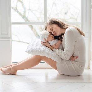Как выспаться молодой маме?