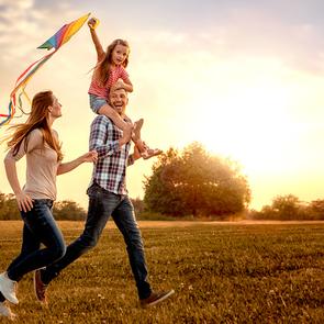 Как продлить лето с ребенком: 5 идей для побега