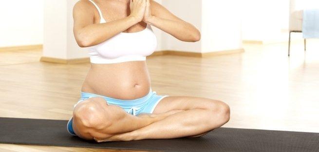 Гимнастика для беременных на третьем триместре