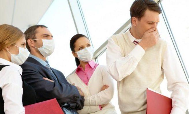Роспотребнадзор: Как не заразиться гриппом