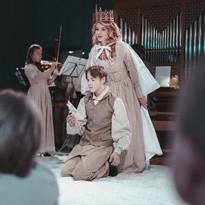 Первый в мире иммерсивный спектакль «Андерсен навсегда» для всей семьи