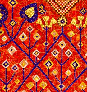 Музей архитектуры открывает детский курс  «Искусство мозаики»