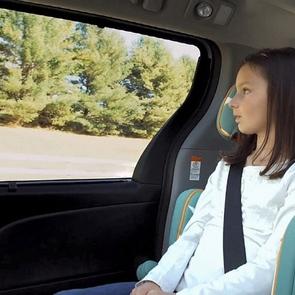 Роскачество рассказало, как возить детей в автомобилях