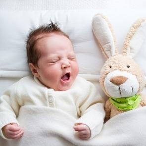 Физиологический ринит у новорождённого
