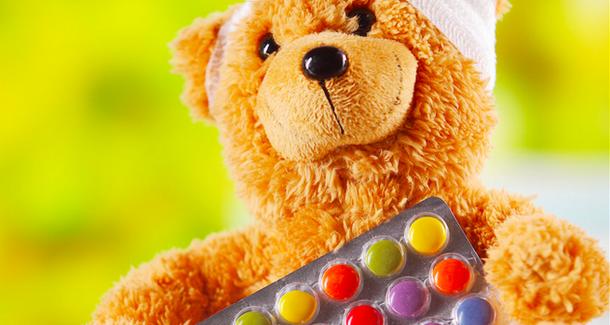 Большие дозы витамина D не спасают детей от простуд