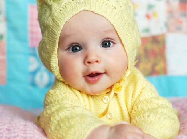 Вид младенцев задействует  центры удовольствия