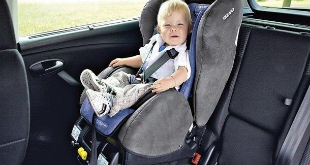 Как приучить ребёнка к автокреслу