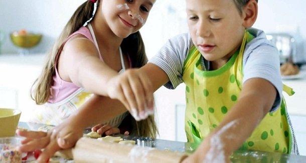 Что ребенок может приготовить сам в 11 лет